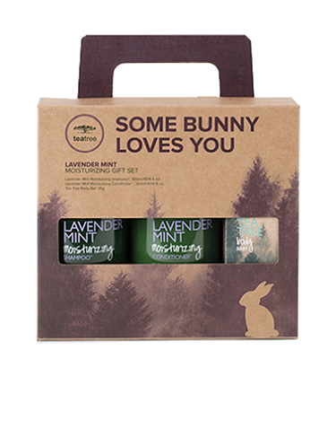 Paul Mitchell SOME BUNNY LOVES YOU Christmas Gift Pack