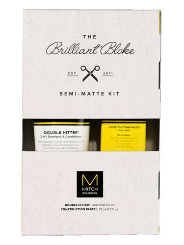 Paul Mitchell Mitch The Brilliant Bloke Gift Pack