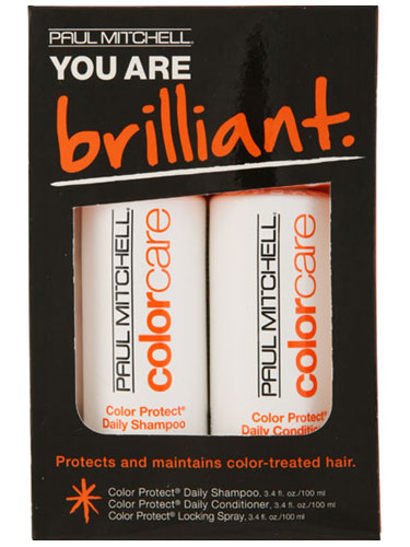Paul Mitchell Color Protect Take Home Kit (3 Products)