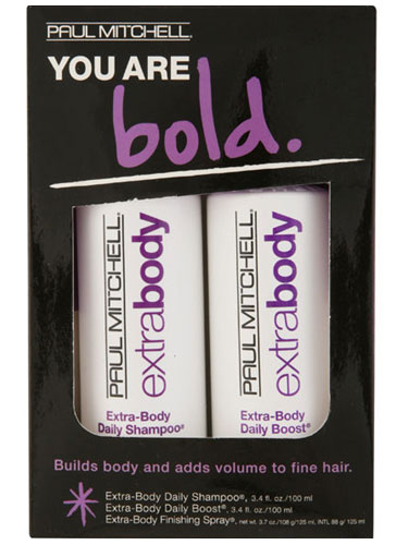 Paul Mitchell Extra-Body Take Home Kit (3 Products)