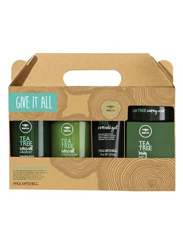 Paul Mitchell Give It All Tea Tree Gift Set
