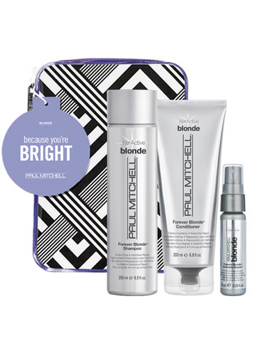Paul Mitchell Blonde Gift Set