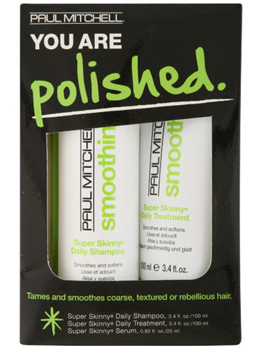 Paul Mitchell Smoothing Take Home Kit (3 Products)