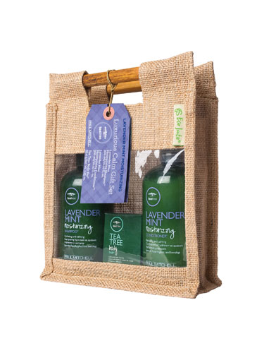 Paul Mitchell Tea Tree Lavender Mint Luxurious Calm Gift Set