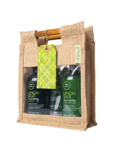 Paul Mitchell Tea Tree Lemon Sage Uplifting Energy Gift Set