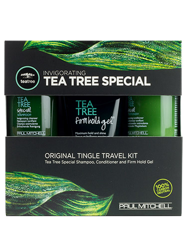 Paul Mitchell Tea Tree Take Home Kit (3 Products)
