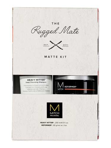 Paul Mitchell Mitch The Rugged Male Gift Set
