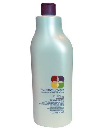 Pureology Purify Sulfate Free Shampoo (1000ml)