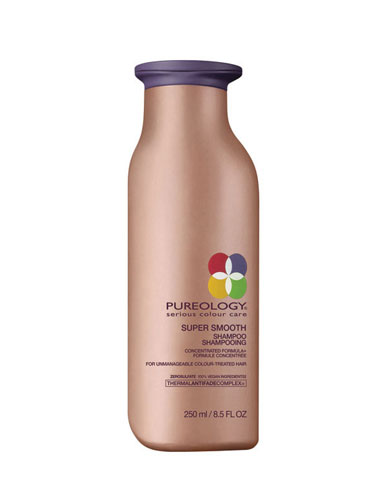 Pureology Super Smooth Shampoo (250m)