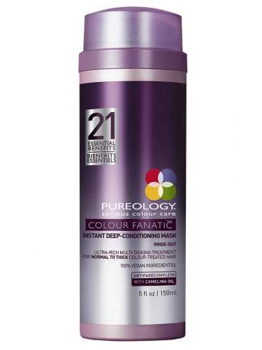 Pureology Colour Fanatic Deep Conditioning Mask (150ml)