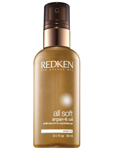 Redken All Soft Argan-6 Oil (90ml)