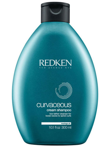Redken Curvaceous Cream Shampoo (300ml)