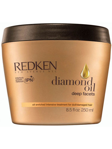 Redken Diamond Oil Deep Facets Mask (250ml)