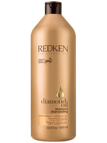 Redken Diamond Oil Shampoo (1000ml)