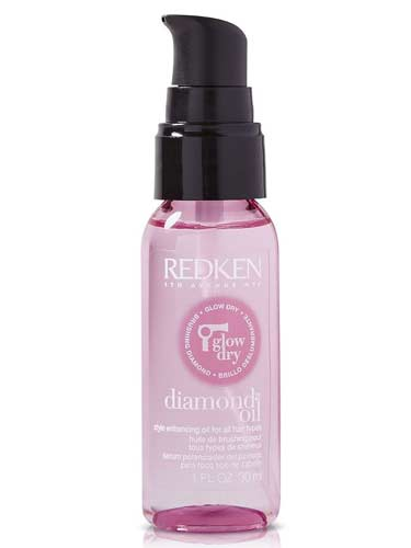 Redken Glow Dry Diamond Oil (30ml)