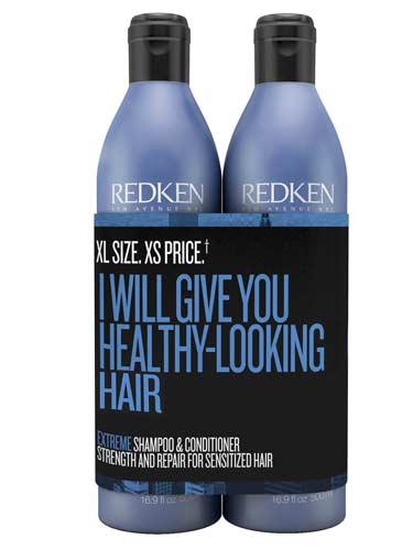 Redken Extreme Shampoo and Conditioner Duo (2 x 500ml)