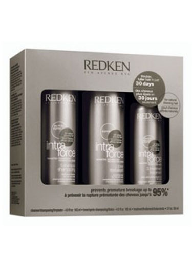 Redken Intra Force System 1 Pack for Natural Thinning Hair