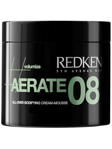 Redken Aerate 08 All Over Bodifying Cream-Mousse (97g)