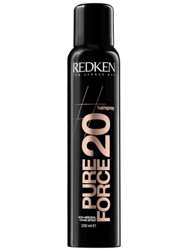 Redken Pure Force 20 Non-aerosol Fixing Spray (250ml)