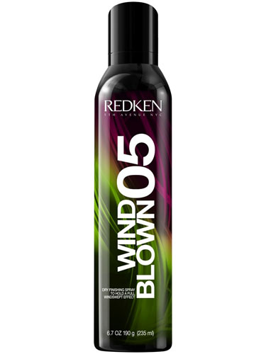 Redken Wind Blown 05 Finishing Spray (250ml)
