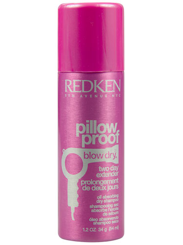 Redken Mini Pillow Proof Blow Dry Two Day Extender Dry Shampoo (54ml)
