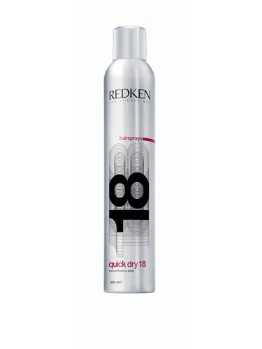 Redken Quick Dry Finishing Spray 18 (400ml)