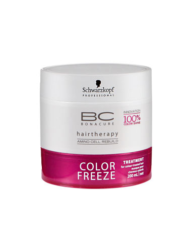 Schwarzkopf Professional Bonacure Color Freeze Color Treatment (200ml)