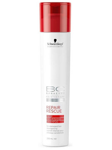 Schwarzkopf Bonacure Repair Rescue Deep Nourishing Shampoo (250ml)