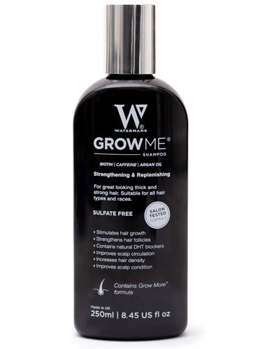 Watermans Grow Me Hair Growth Shampoo (250ml)