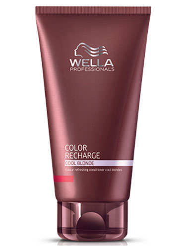 Wella Professionals Colour Recharge Cool Blonde Conditioner (200ml)