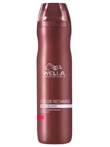 Wella Professionals Colour Recharge Cool Blonde Shampoo (250ml)