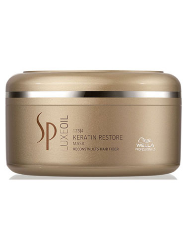 Wella SP Luxe Oil Keratin Restore Treatment Mask (150ml)