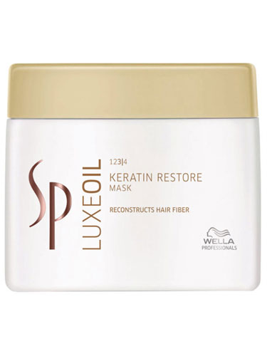 Wella SP Luxe Oil Keratin Restore Treatment Mask (400ml)