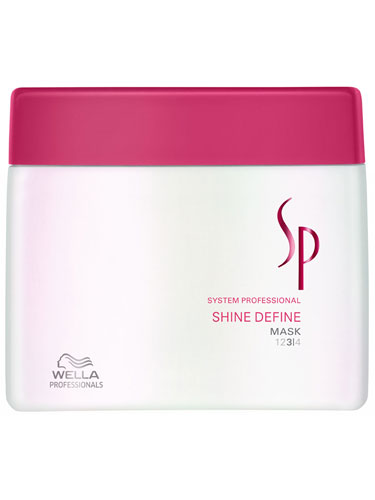 Wella SP Shine Define Mask (400ml)