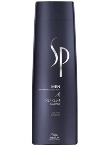 Wella SP Men Refresh Shampoo (250ml)