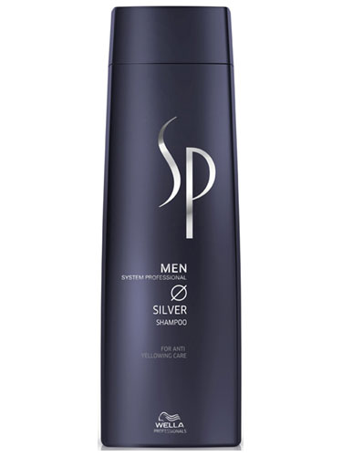 Wella SP Men Silver Shampoo (250ml)