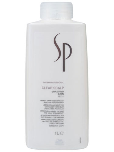 Wella SP Clear Scalp Shampoo (1000ml)