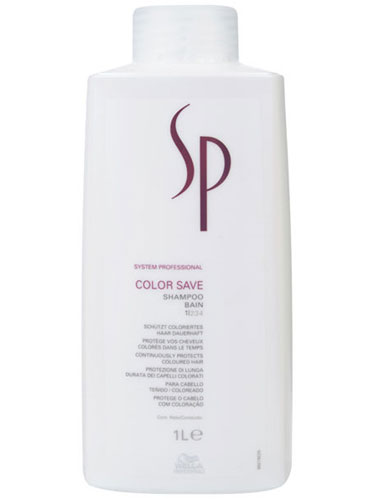 Wella SP Color Save Shampoo (1000ml)