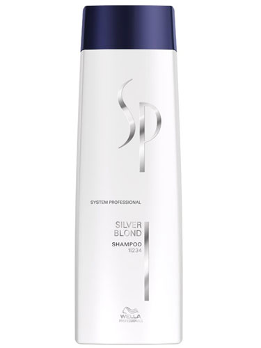 Wella SP Silver Blonde Shampoo (250ml)