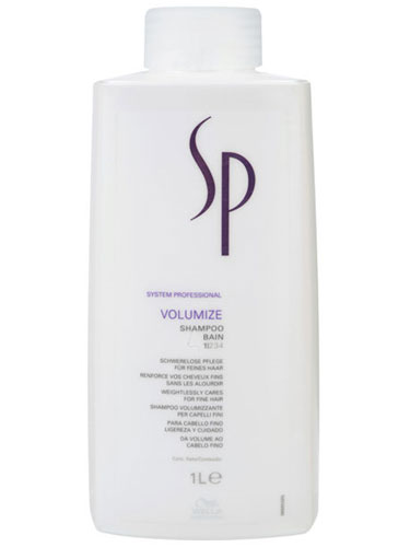 Wella SP Volumize Shampoo (1000ml)