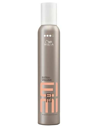 Wella Professionals EIMI Extra-Volume Strong Hold Mousse (75ml)
