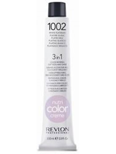 Revlon Nutri Color Creme 1002 White Platinum (100ml)