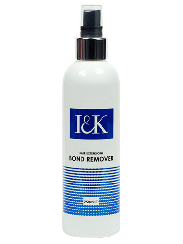 I & K Hair Extension Keratin Bond Remover (250ml)