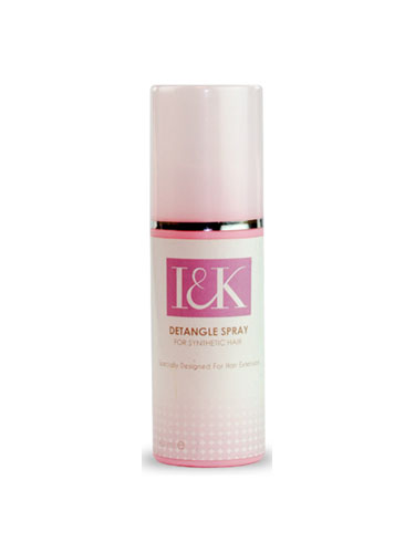 I&K Detangle Spray for Synthetic Hair (60ml)