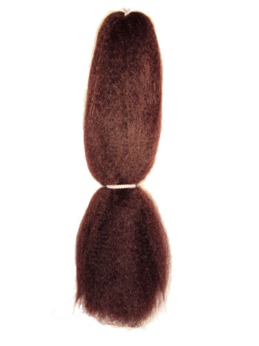 I&K Kanekalon Jumbo Braid - Braiding Hair #JB-Pc99-Dark Copper Red