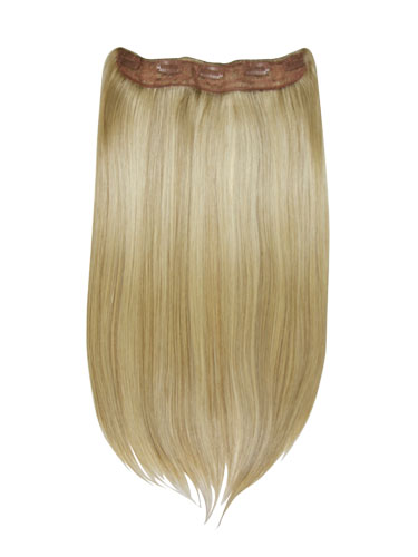 I&K Clip In Synthetic One Piece Hair Extensions #18/22 24 inch