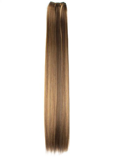 I&K Synthetic 250°C Hair Weft #4/27 22 inch