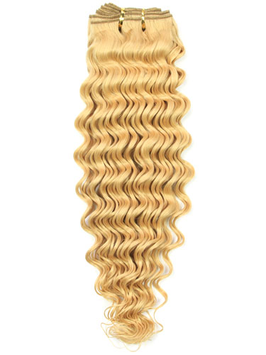 I&K Deep Wave Weave Human Hair Extensions