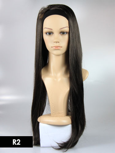 I&K Jordan Wig #R2-Darkest Brown