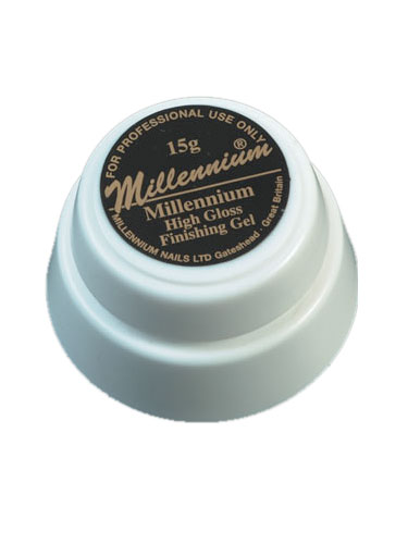 Millennium high gloss finishing gel